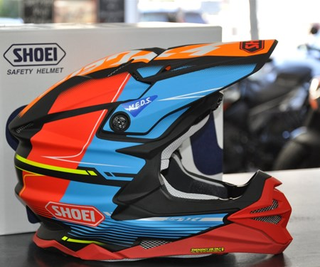 Shoei Zinger TC-10 Helm eingetroffen!!!