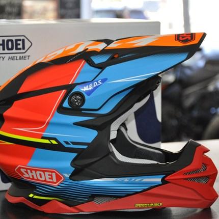 Shoei Zinger TC-10 Helm eingetroffen!!!  Die ersten Shoei Helme sind eingetroffen !!!  Vorbei kommen lohnt sich :) !!!