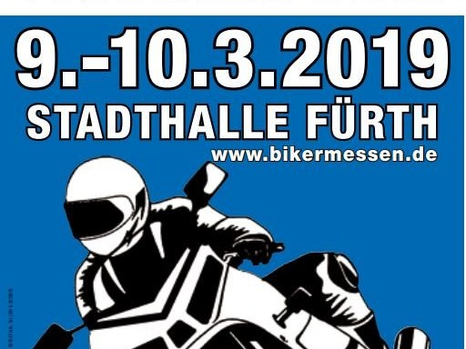 >>> FRANKEN BIKE 2019 in FÜRTH, 09./10.03.19, Wir sind am Start !  <<<