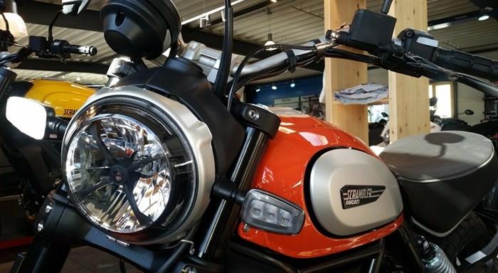 >>> weitere DUCATI Bikes eingetroffen, Hypermotard/SP sowie Scrambler 2019er Modelle und Farben <<<