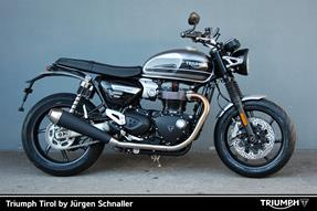 Triumph Speed Twin 1200 anzeigen