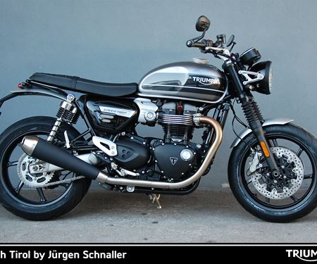 Jürgen Schnaller-News: Triumph Speed Twin 1200