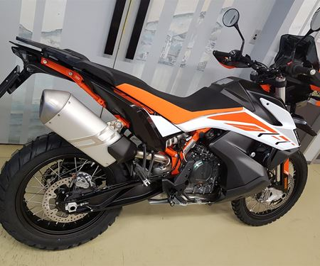 Erhart & Partner GmbH - Motorrad Center Oberland-News: KTM 790 Adventure / KTM 790 Adventure R
