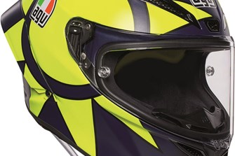 Jetzt alle neuen AGV Helme!