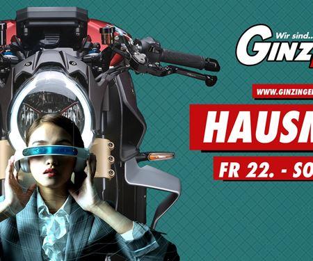 Ginzinger GmbH Zentrale Ried-News: Ginzinger Ried Hausmesse