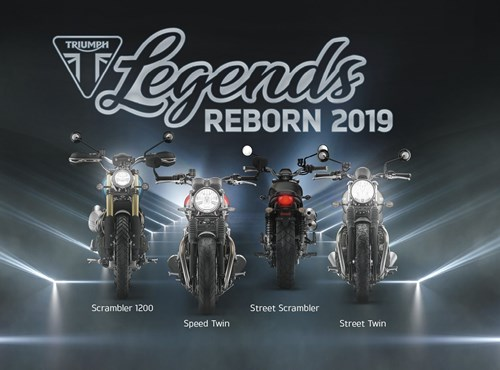 Triumph Gera - Legends Reborn 2019