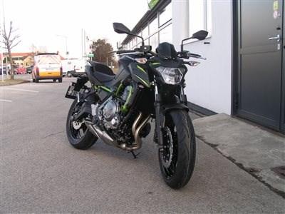 Kawasaki Z 650 und Z 900 sind eingetroffen!
