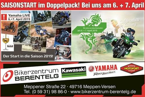 NEWS Kawasaki Drachenfest + Yamaha Live 2019