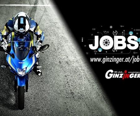 Freie Motorradjobs in unseren Filialen