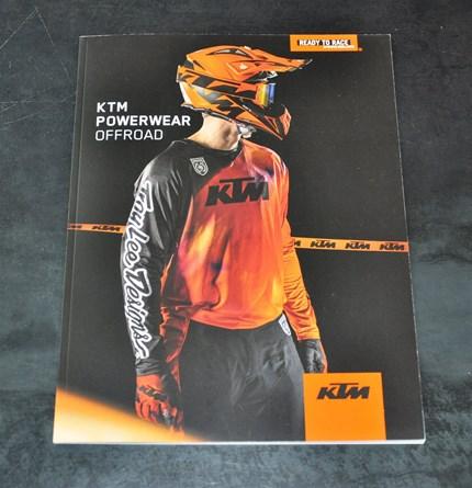 KTM Powerwear Offroad Kataloge 2020...  ... eingetroffen !!!  Vorbei schauen lohnt sich :)