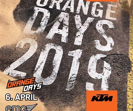 Euro Motors Graz Motorradhandels GmbH-News: KTM Orange Day