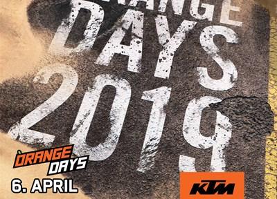 EMG News KTM Orange Day