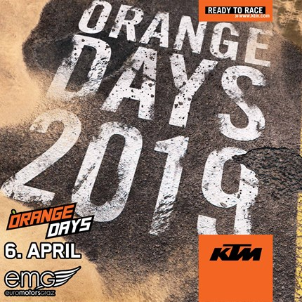 KTM Orange Day 