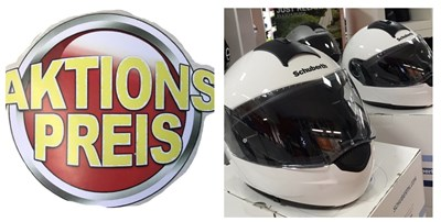 SCHUBERTH-Helm  C3  //  SONDERAKTION // 199,--€