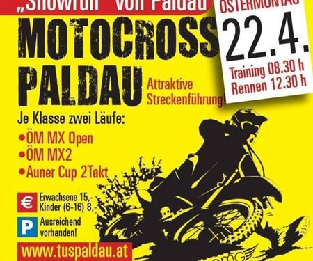 Motocross Paldau