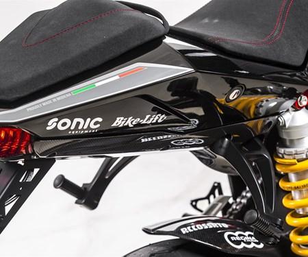 Die neue Energica EGO Sport Black ist soeben eingetroffen