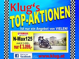 NEWS Top-Aktionen bei Motorrad Klug
