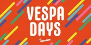 Vespa Days 2019  Vom 01.05.2019 - 30.06.2019 lädt Vespa zu den Vespa Days 2019 ein. Ihr erhaltet beim Kauf einer... Weiter >>