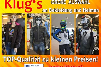 NEWS Fashion Trends - Motorrad Klug