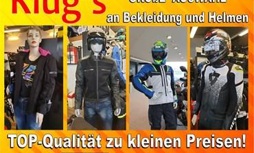 Fashion Trends - Motorrad Klug