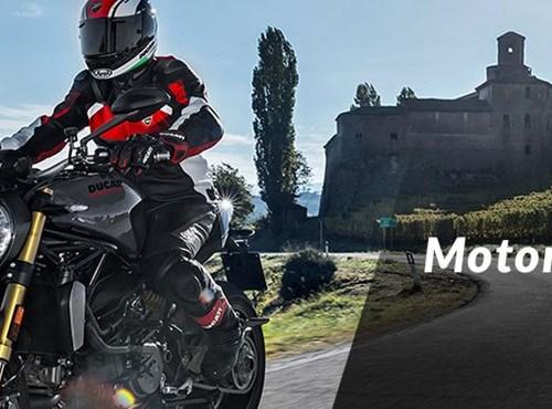 Einfach ein Motorrad mieten - JETZT bei uns !
