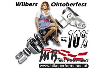 Bild zum Bericht: WILBERS OKTOBERFEST mit 10% auf alle Wilbers-Produkte