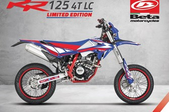 Beta RR125 4t LC Limited Edition
