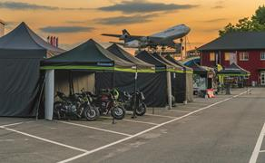 Detailansicht DIE KAWASAKI DAYS 2019 AM TECHNIK MUSEUM SPEYER