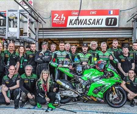 24h Le Mans: SRC Kawasaki siegt, Team Bolliger auf P5