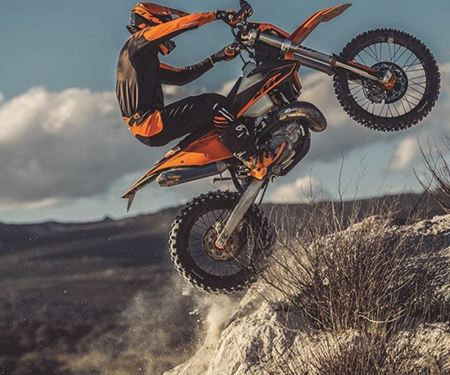 KTM Switzerland LTD.-News: KTM LAUNCHES A NEW GENERATION OF ENDURO MACHINES!