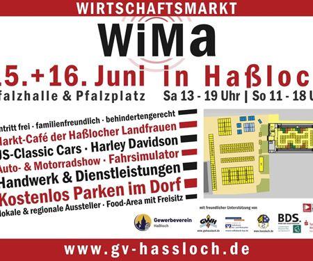 Reimo-Reinhard Motorrad GmbH-News: WiMa Haßloch