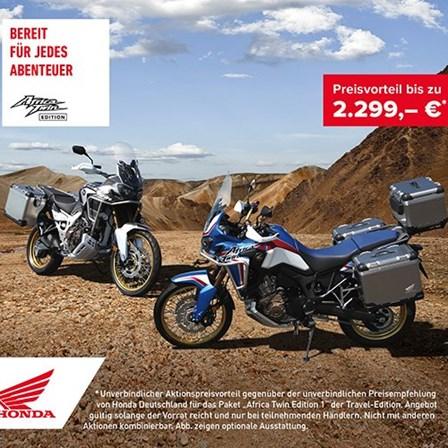 Honda Semmler - Africa Twin Travel Edition