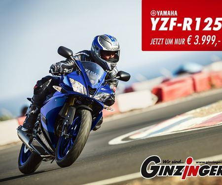 Ginzinger GmbH Innsbruck-News: YZF-125