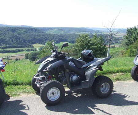 Auto Center Brenner GmbH-News: Freie Plätze am 29. Juni für die Quad Tour im Hohenlohe & Mainhardter Wald