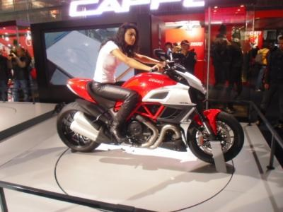 "Italo Bikes Highlights auf der ""EICMA"" in Mailand"