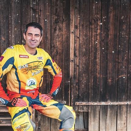 """Erzbergrodeo XX5 - World Xtreme Enduro Supreme Patrick Riegler holt sich mit Platz 94 beim Red Bull Hare Scramble Rennen am steirischen Erzberg """"T... Weiter >>"""