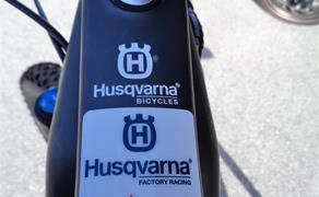 Detailansicht HUSQVARNA MOTORCYCLES feat. HUSQVARNA BICYCLES