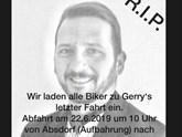 Good bye Gerry