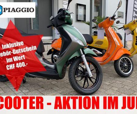 DESTIMOTO-News: Piaggio Aktion - Nur bei uns!