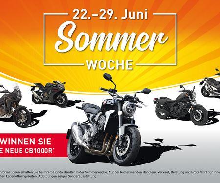 Motorrad Kreiselmeyer GmbH-News: Sommerwoche 2019