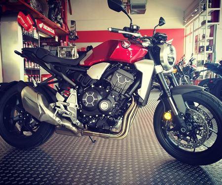Motorradtechnik Lang GmbH-News: CB1000R