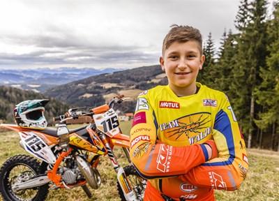 NEWS Team KTM Walzer Pilot Matthias Stingl unter den Top 15 der MX Jugend ÖM Motocross Staatsmeisterschaft in Schwanenstadt!