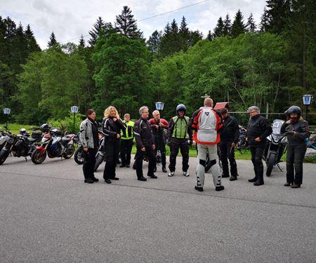 Motorradtechnik Lang GmbH-News: Sonnige Grüße aus Bad Wörishofen