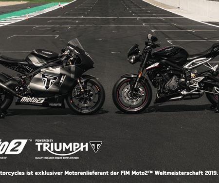 TRIUMPH World Chemnitz Böttger und Budach OHG-News: Sachsenring - Moto 2