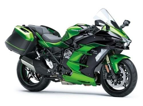 Kawasaki H2SX mit kostenlosen Touringkit