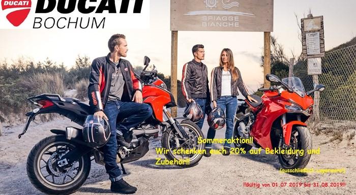 Ducati Bochum Sommer-Special