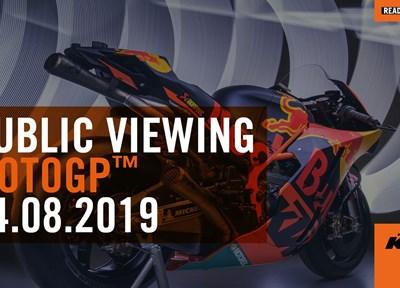 NEWS MotoGP™ Public Viewing bei GST Berlin Dreilinden