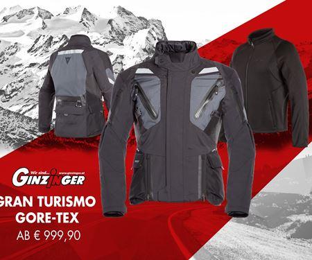 Ginzinger GmbH Villach-News: Gran Turismo Gore-Tex Jacke