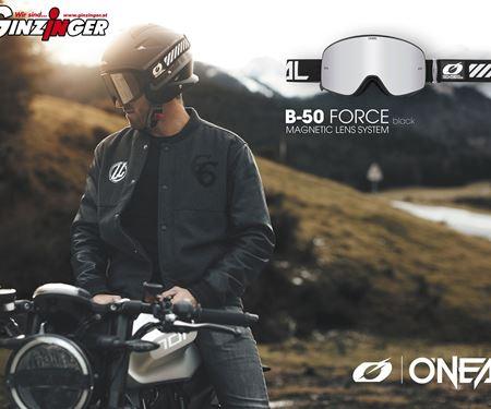 Ginzinger GmbH Innsbruck-News: O'Neal B-50