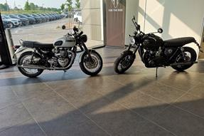 Bonneville T120 Diamond & Ace anzeigen